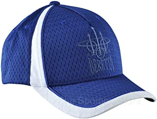 Beretta Uniforme Tapa en Beretta Azul Y Blanco