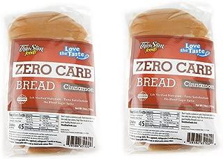 ThinSlim Foods Love-The-Taste Low Carb Bread, 2pack (Cinnamon)