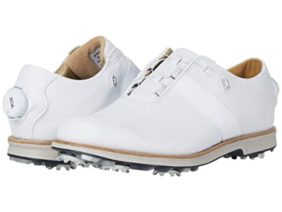 FootJoy DryJoys Premiere (White) Women