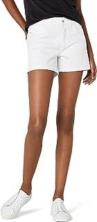 Vero Moda NOS Vmhot Seven NW Dnm Fold Shorts Mix Noos Pantalones Cortos para Mujer