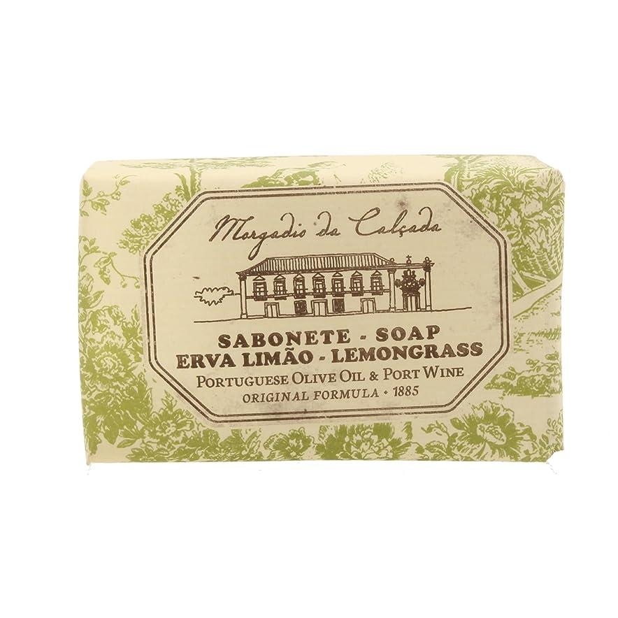 間違っている安らぎどれでもモルガディオ ダ カルサダ ソープ レモングラス 95g