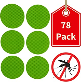 Simple Natural Products Mosquito Repellent Patch (78 Stickers) Insect Repellent for Kids and Adults - Better Than Lotion S...