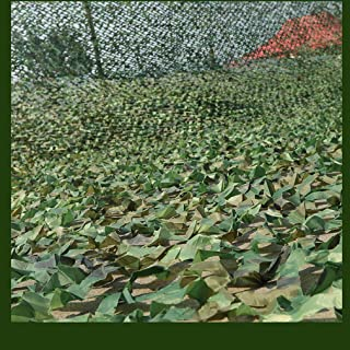 Image of KDDFN Camouflage Net,Outdoor Shade Net,Sunscreen Mesh,Camo Net,Oxford Cloth,for Military/Sunshade/Hidden/Sunscreen/Hunting Ccamouflage Net/Outdoor Activities