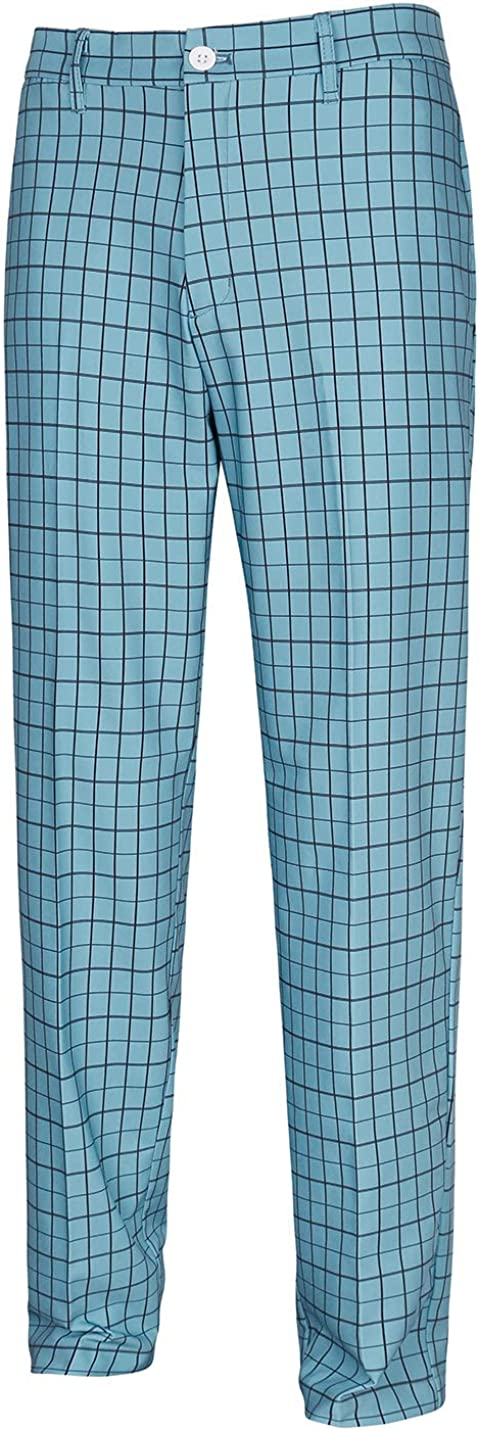 Lesmart Men's Golf Pants Lightweight Relaxed Stretch Max 60% OFF F Now free shipping Fit