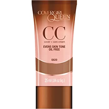 COVERGIRL Queen CC Cream Classic Bronze Q620, 1 oz (packaging may vary)