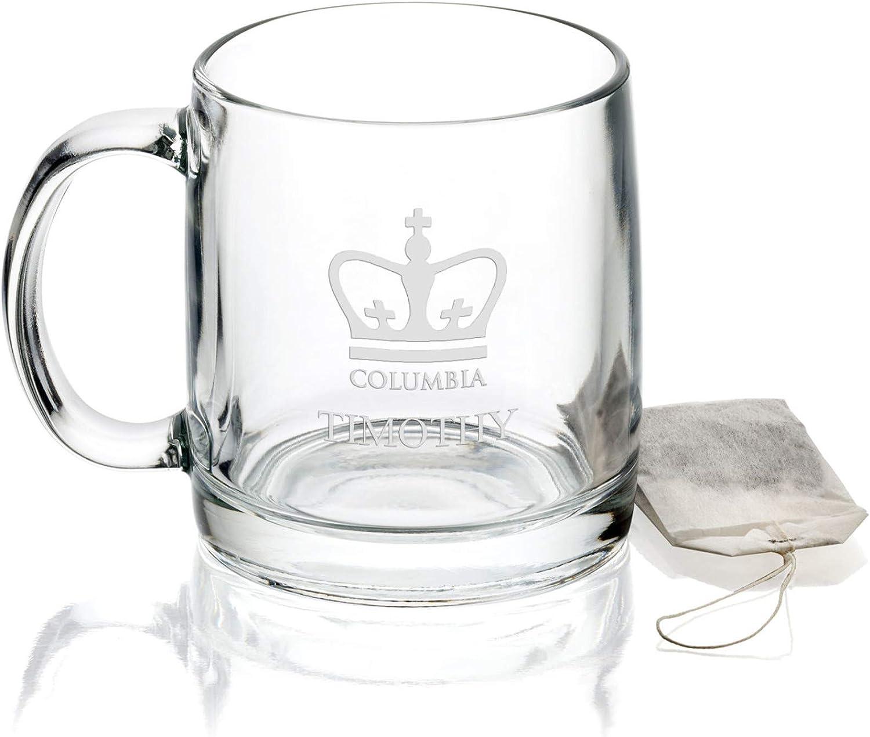 safety M. Weekly update LA HART Columbia University 13 Glass oz Coffee Mug