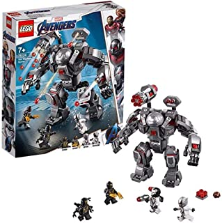 LEGO Super Heroes War Machine Buster for age 7+ years old 76124