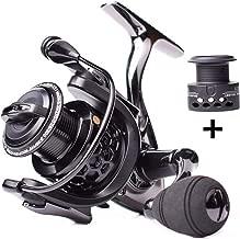 Carp Fishing Spinning Reel 14+1Bb Speed Ratio 5.5:1 1000 2000 3000 7000 Double Spool Metal Saltwater Boat Fishing Reel