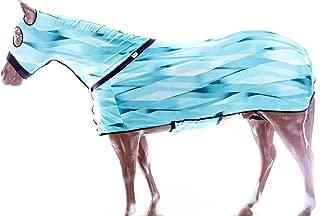 Horse Comfort Stretch Lycra Sleazy Full Body Sheet Neck 521MW