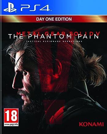 Konami Metal Gear Solid V The Phantom Pain [Playstation 4]
