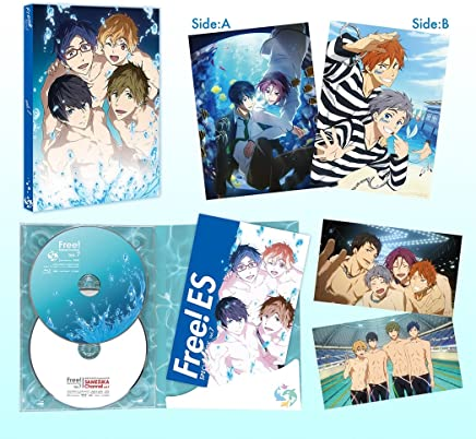 Free! -Eternal Summer- 7 [Blu-ray]