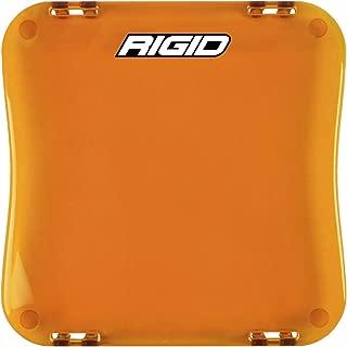 Rigid Industries 321933 D-XL Series, 4 Inch, Amber, Light Cover Universal