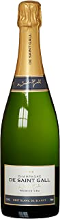 De Saint Gall Champagner de Blanc Cru Brut 1 x 0.75 l