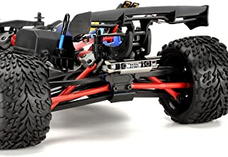 RC CARS Traxxas E-Revo VXL 1/16 4WD Brushless RTR Truck w/TQ 2.4GHz Radio, Battery DC