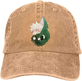 UXUEYING My Hero Academia Adjustable Baseball Cap Hip-Hop Unisex Snapback Hat Outdoor Bike Sun Cap