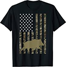 Hog Hunting Shirts For Men Women Wild Boar Pig Hunter T-Shirt