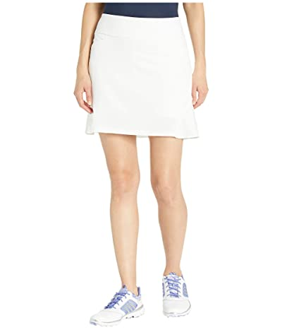 adidas Golf Rangewear 16 Skort (White) Women
