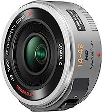 PANASONIC LUMIX G X Vario Power Zoom Lens, 14-42mm, F3.5-5.6 ASPH., Mirrorless Micro Four Thirds, POWER Optical I.S., H-PS...
