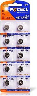 SR927W 395 SR927 LR927 AG7 Alkaline Watch Batteries 10 Counts