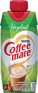 Nestle Liquid Coffee Creamer Half Caffeinated Hazelnut - 330 ml