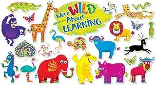 Scholastic Classroom Resources Jingle Jungle Animals Bulletin Board (SC553072)