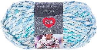 Coats Yarn Red Heart Collage Yarn, Multi-Colour, 19.3 x 11.43 x 10.66 cm