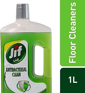 Jif 2in1 Floor Cleaner Anti-Bacterial, 1L