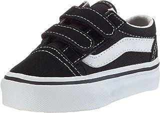 Vans Old Skool V VD3YBLK, Children's Velcro Trainers