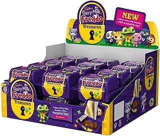 Cadbury Dairy Milk Freddo Little Treasure Chocolate Box, 14.4 g, Pack of 24