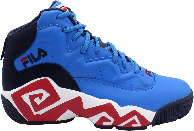 Fila Men's MB Hightop Basketball shoes