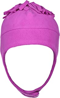 Obermeyer Kids Orbit Fleece Hat (Toddler/Little Kids) Prickly Pear 5-8 Little Kids