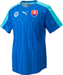 2016-2017 Slovakia Away Football Soccer T-Shirt Jersey