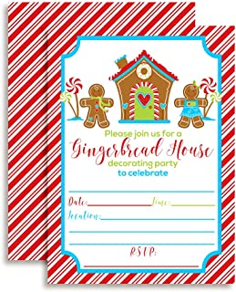 Best gingerbread decorating party invitations Reviews