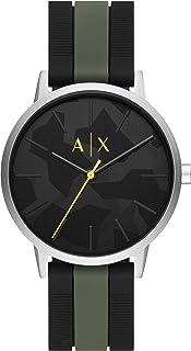 Armani Exchange Gents Wrist Watch, Black