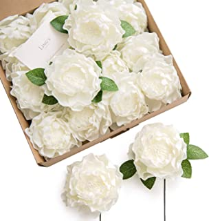 Best small artificial peonies Reviews
