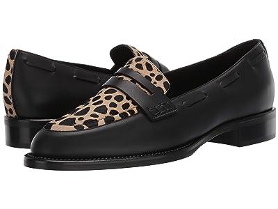 Giuseppe Zanotti I960024 (Black/Leopard) Women