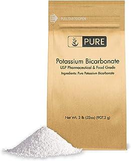 Potassium Bicarbonate ( 2 lb.), Natural, Highest Purity, Food Safe