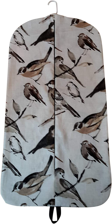 Ranking TOP15 Carry It Well Women'sBlack Bag Birds Ranking TOP12 Garment Hanging