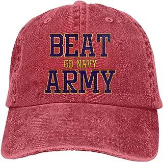 Go Navy Beat Army Baseball Caps Men Women Camping Adult Adjustable Trucker Dad Hats Cowboy Hat Casquette