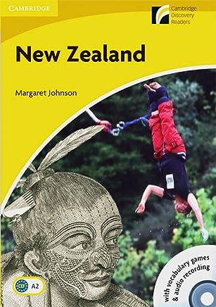 New Zealand. Mit Audio-CD: Book with CD-ROM and Audio-CD-Pack. Englische Lektüre für das 3. Lernjahr