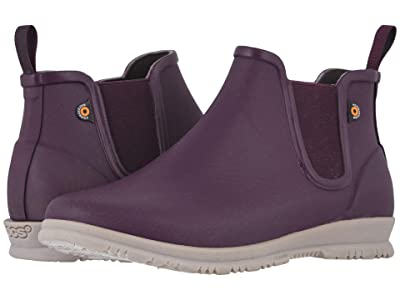 Bogs Sweetpea Boots (Plum) Women