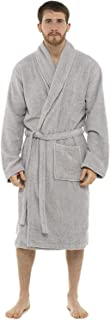 CityComfort Bata de baño para Hombres Bata de algodón 100