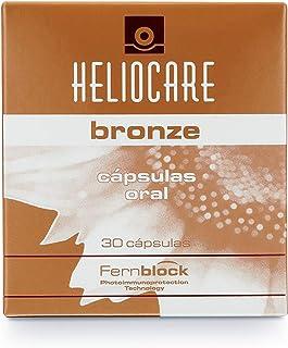 Heliocare Oral Cápsulas Bronze - Estimula el Bronceado Natural y Homogéneo. Fotoprotección