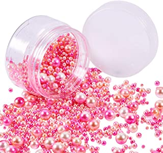 Best hot pink pearl beads Reviews