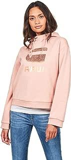 G-Star Raw Women's Copper Foil Logo Lynaz Hoodie
