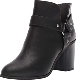 حذاء نسائي من BC Footwear Women's Miss Independent Fashion، أسود، 6. 5 B US