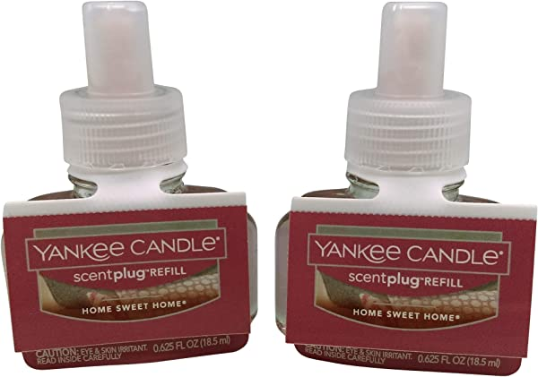 Yankee Candle Home Sweet Home Electric Home Fragrancer Refill