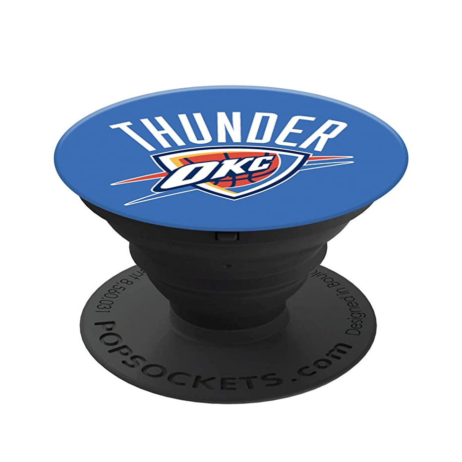 PopSockets: Collapsible Grip & Stand for Phones and Tablets - Thunder Blue