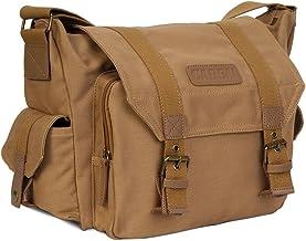 CADeN Lightweight Waterproof Canvas DSLR SLR Shockproof Camera Shoulder Messenger Bag..