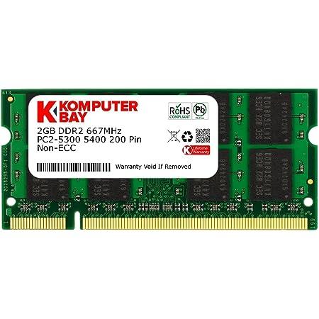 2GB DDR2-533 RAM Memory Upgrade for The Compaq//HP Mini 110 Series 110-1160EV PC2-4200